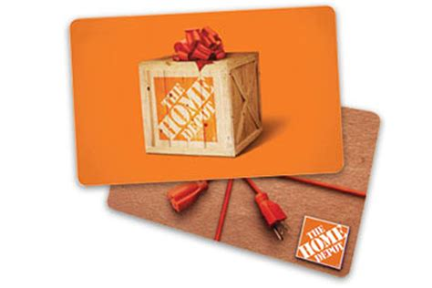 Home Depot Gift Card Policy - free 25 home depot gift cards 186 winners raining hot coupons