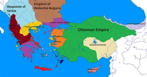 ottoman conquest of the balkans christian victory at varna 1444 alternate history