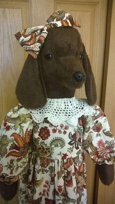 handmade dachshund dog vacuum cleaner cover  sockmonkeyangel custommadecom