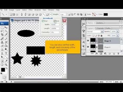 insert pattern in photoshop how to add shapes using the shape tools in photoshop