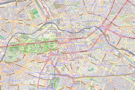 berlin map maps update 21051488 berlin tourist map pdf berlin printable tourist map 81 more maps