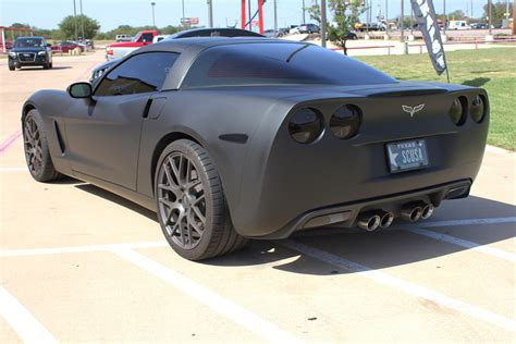 matte wrapped cars matte black car wraps dallas zilla wraps