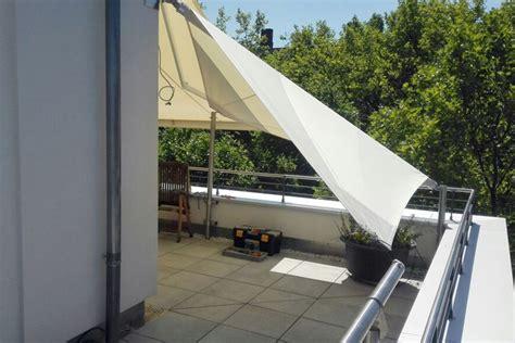 sonnensegel dachterrasse hohmann sonnenschutz - Sonnenschutz Dachterrasse