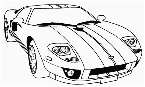 coloring pictures of supercars bmw supercar gt coloring page gif coloring home