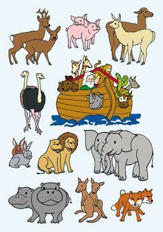 1000 Images About Noah S Ark Crafts On Pinterest Noah Noah S Ark While Animals Are Going To The Ark Drawing With Color
