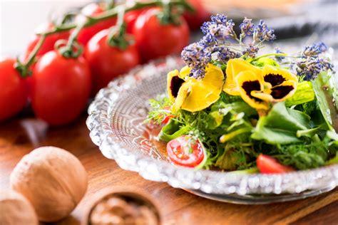 fiori in cucina ricette www stile it