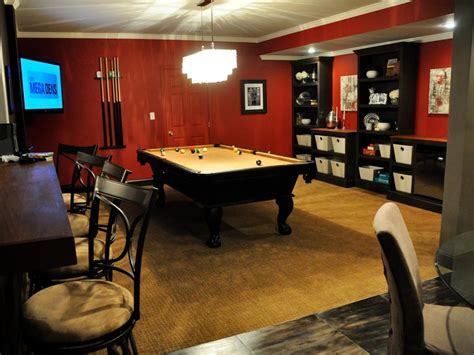 game room decorating ideas pictures turn wasted space to lounge space diy