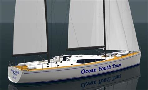 yacht design brief oyt south 78 sail training ketch owen clarke design