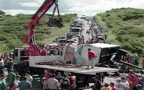 pesqueira em foco noticias hoje g1 gt brasil not 205 cias cinco morrem em acidente em