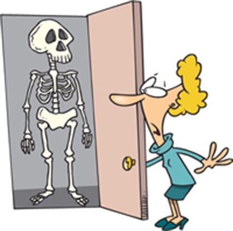 They Had A Skeleton In The Cupboard 99 things genealogy meme aussie style