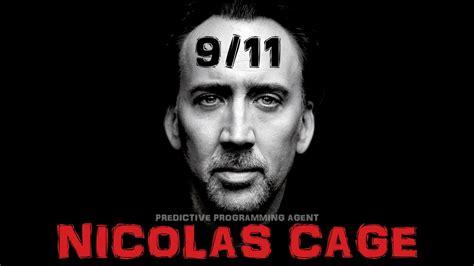 nicolas cage illuminati nicolas cage 9 11 predictive programming code 88