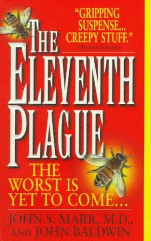 from the books the eleventh plague by s marr reviews discussion