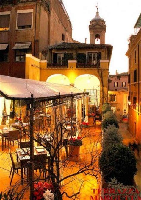la terrazza ristorante roma roma ristoranti ristoranti tipici e trattorie di roma 187 la