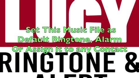 don theme ringtone i love lucy theme ringtone and alert youtube