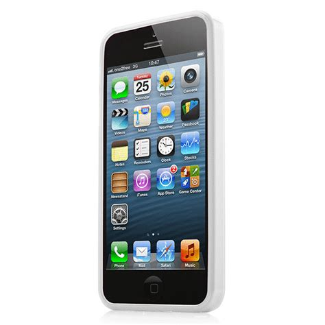 Capdase Soft Jacket Lamina Cover For Iphone 5 iphonese 5s 5 ケース soft jacket lamina clear white capdase