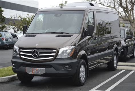 Working For Mercedes 2015 Mercedes Sprinter Compact Details Your
