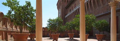 giardino degli aranci orari estense italiano
