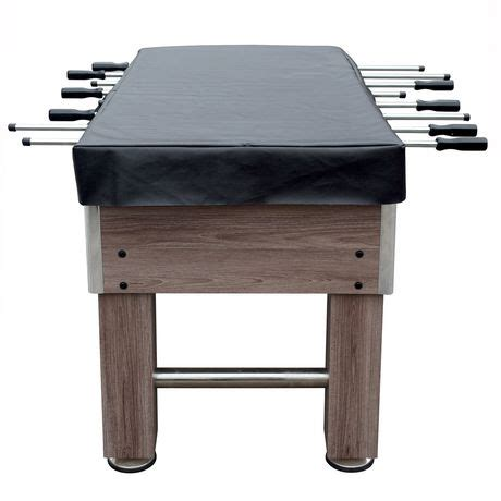 Foosball Table Cover by Hathaway 54 Quot Foosball Table Cover Walmart Canada