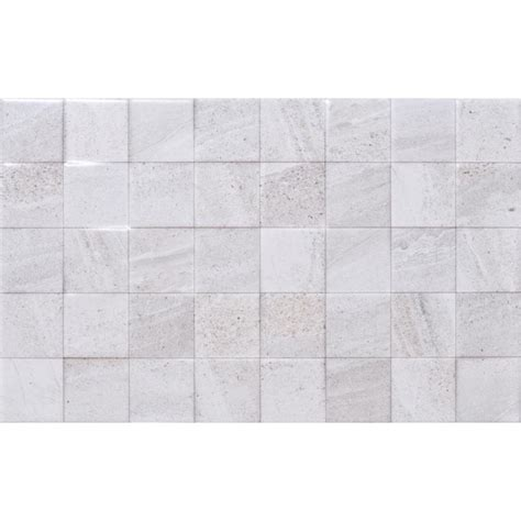 fiji stone white decor wall tile rm 9198 ceramic planet