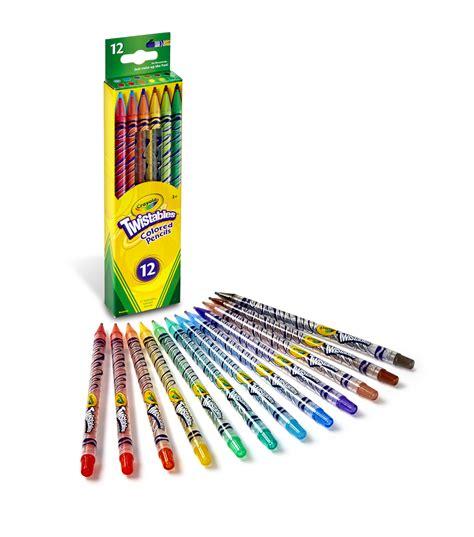 crayola twistable colored pencils crayola twistables colored pencils joann