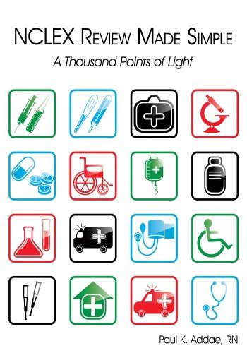 points of light review nclex review made simple a thousand points of light