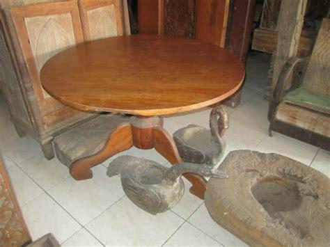 Meja Kayu Jati Tebal rumah kayu jati barang lawasan barang antik dijual