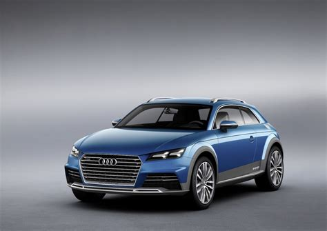 audi allroad shooting brake concept preview