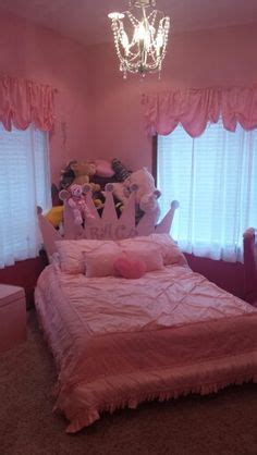 girls bedroom on pinterest loft beds disney