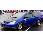 2002 2003 2004 2005 02 05 Honda Civic Si SEIBON Carbon Fiber Hood XT