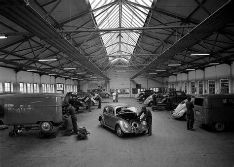 volkswagen garage vw vintage garage vw beetles vintage and