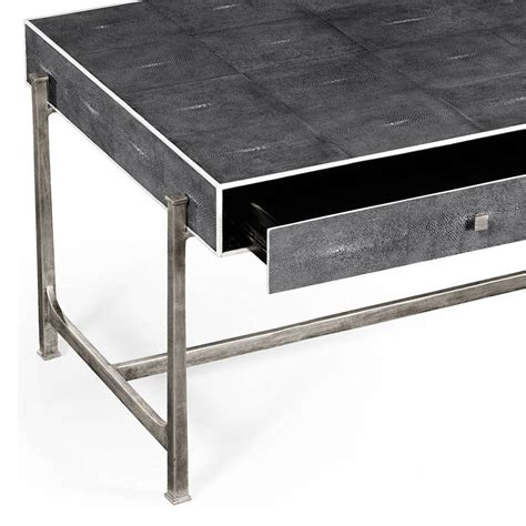shagreen coffee table jasper shagreen coffee table luxe home company