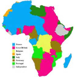 Sections Of Africa by Africa Wikitravel