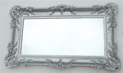 Silver Badezimmerspiegel by Spiegel Barock G 252 Nstig Sicher Kaufen Bei Yatego