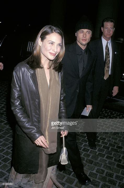 claire forlani and brad pitt relationship 25 best ideas about claire forlani on pinterest