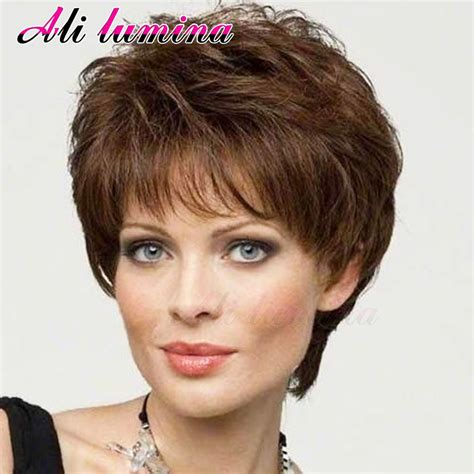 pixie wigs for african american women short wigs for black women pixie cut wig heat resistant