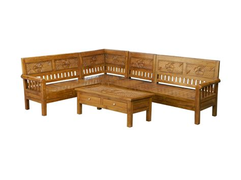 wooden sofa set without cushion wooden sofa set without cushion catosfera