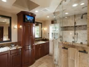bloombety traditional master bath showers ideas master