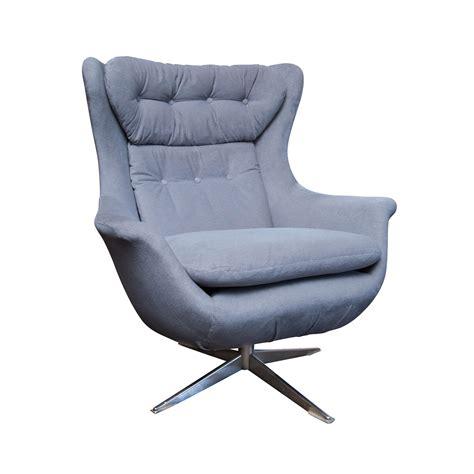 modern swivel lounge chair modern swivel lounge chair chairish