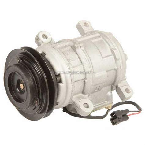 dodge grand caravan ac compressor car parts oem aftermarket replacement parts