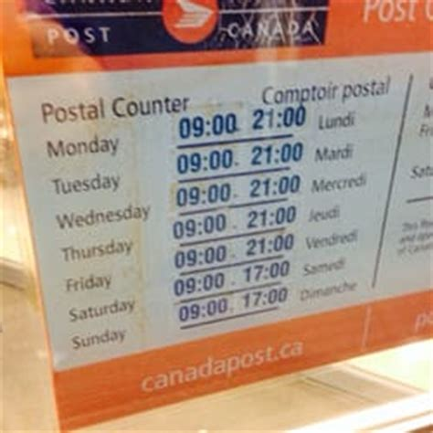 Post Office Near Me Hours Of Operation by Canada Post Post Offices 10155 50 Nw Edmonton