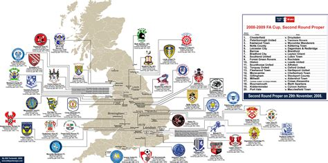 epl vs nfl map of where epl teams are located my blog