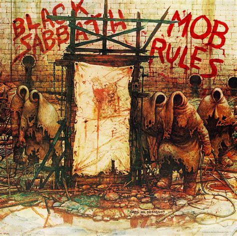 black sabbath the mob ximmix metal album covers and wallpapers