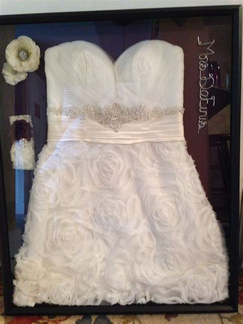 wedding shadow box uk how to display a wedding gown in a shadow box ehow uk