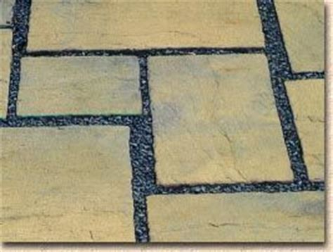 Filling Gaps Between Patio Slabs by Paving Expert Aj Mccormack And Alternative