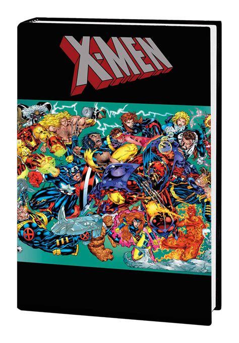 x men avengers onslaught omnibus 078519262x westfield comics blog 187 jsa omnibus