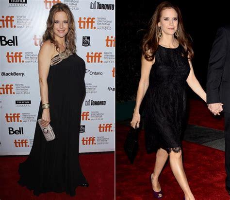 actress pregnant at 48 hollywood moms before after birth ny daily news