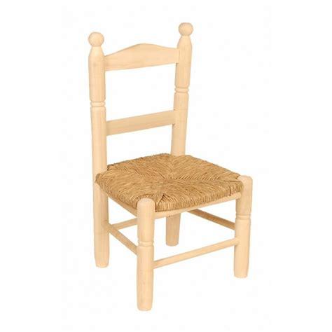sillas de anea silla ni 241 o de madera de pino con asiento de anea ideas de