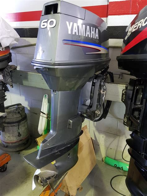 yamaha outboard motors townsville yamaha 60hp electric start power trim oil injected 2stroke
