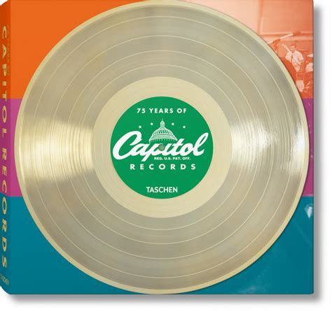 Records In 75 Years Of Capitol Records Taschen Verlag