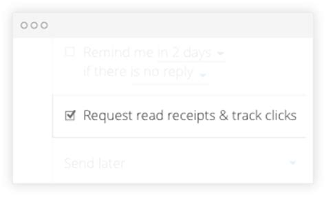 Office 365 Outlook Read Receipt Schedule Emails To Send Later Email Reminders And Smart